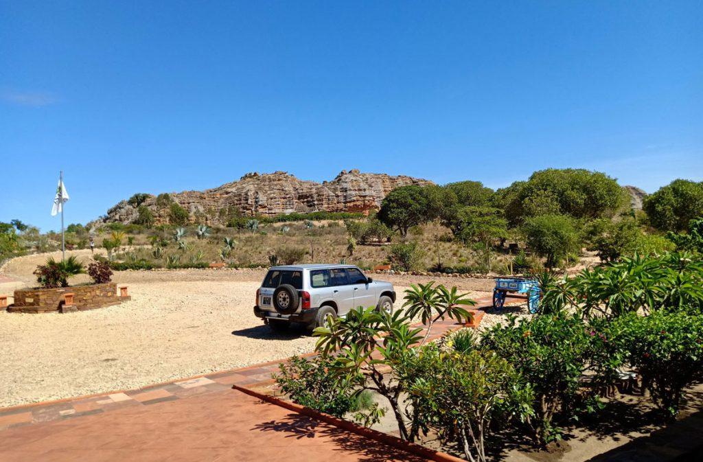 rent a car for a Madagascar holiday